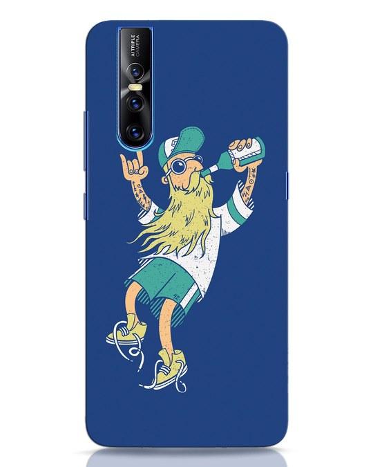 Shop Beer Guy Vivo V15 Pro Mobile Cover-Front