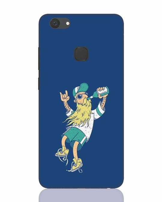 Shop Beer Guy Vivo V7 Plus Mobile Cover-Front