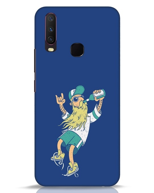 Shop Beer Guy Vivo Y17 Mobile Cover-Front