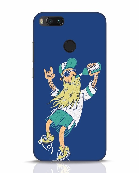 Shop Beer Guy Xiaomi Mi A1 Mobile Cover-Front