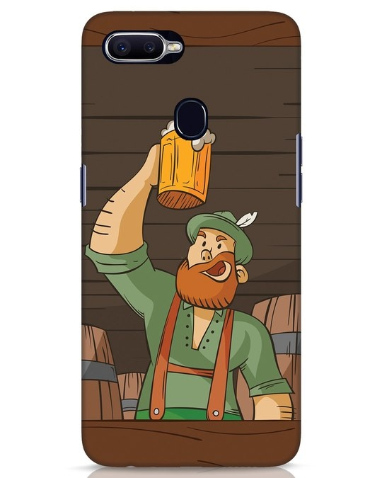 Shop Beer It On Realme 2 Pro Mobile Cover-Front