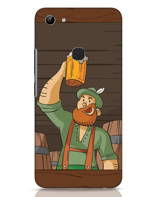 Shop Beer It On Vivo Y81 Mobile Cover-Front