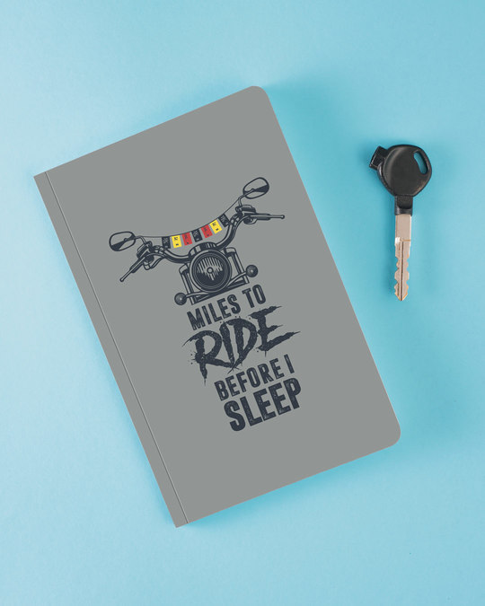 Shop Before I Sleep Notebook-Front