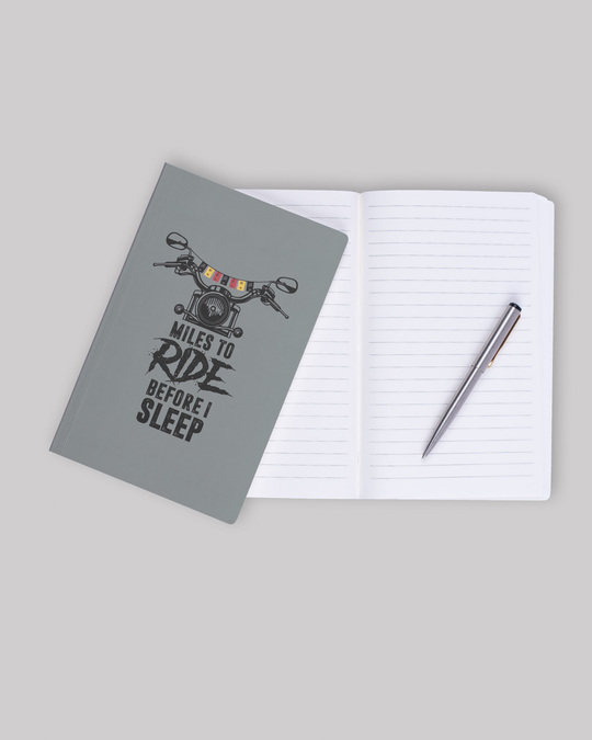 Shop Before I Sleep Notebook-Design