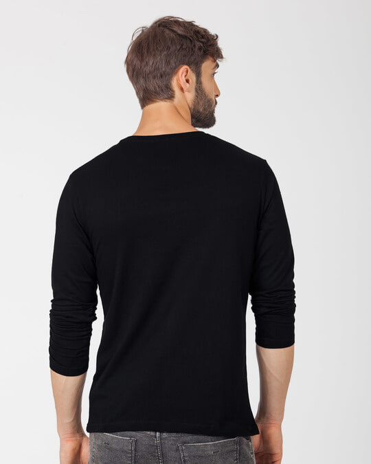 Shop Being Late Full Sleeve T-Shirt-Full