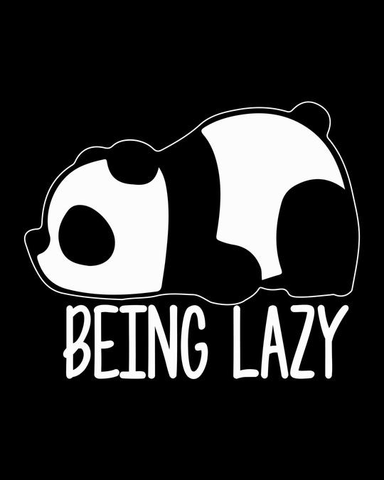 Shop Being Lazy Boyfriend T-Shirt