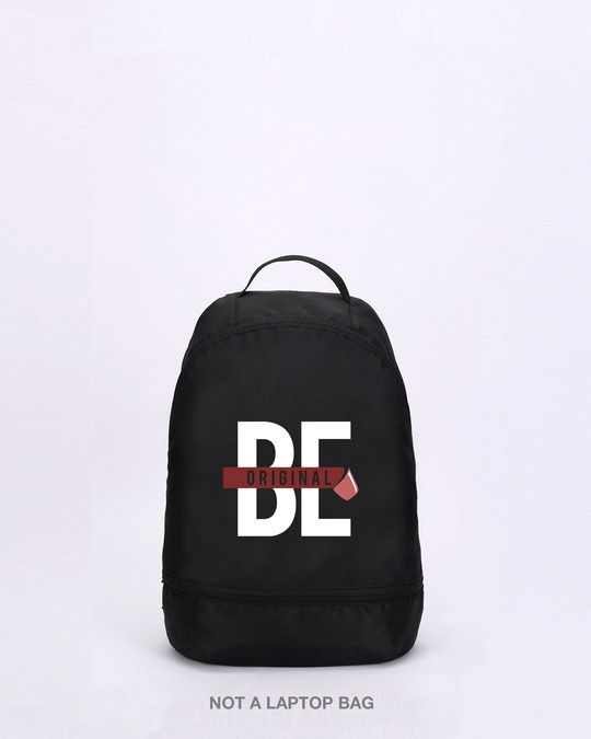 Shop Being Original Essential mini Backpack-Front