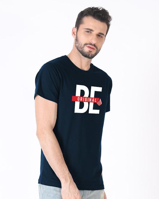 Shop Being Original Half Sleeve T-Shirt-Full