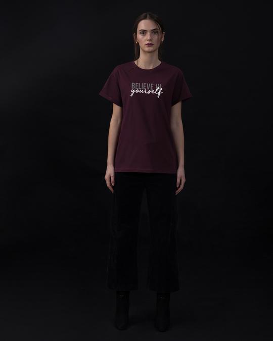 Shop Believe In You Boyfriend T-Shirt