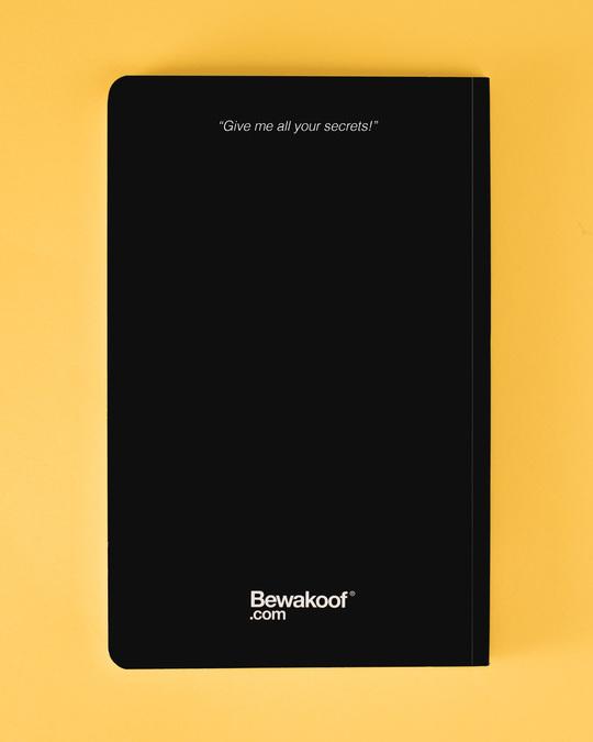 Shop Believe In Yourself Minimal Notebook-Full