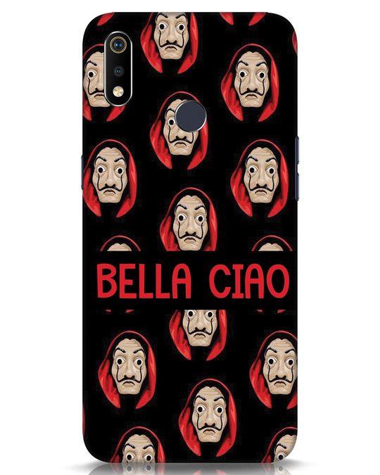 Shop Bella Ciao Realme 3i Mobile Cover-Front