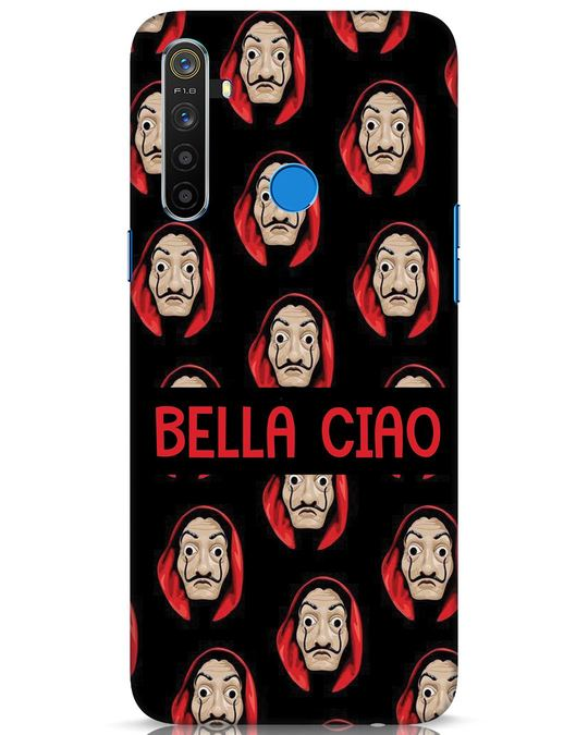Shop Bella Ciao Realme 5 Mobile Cover-Front