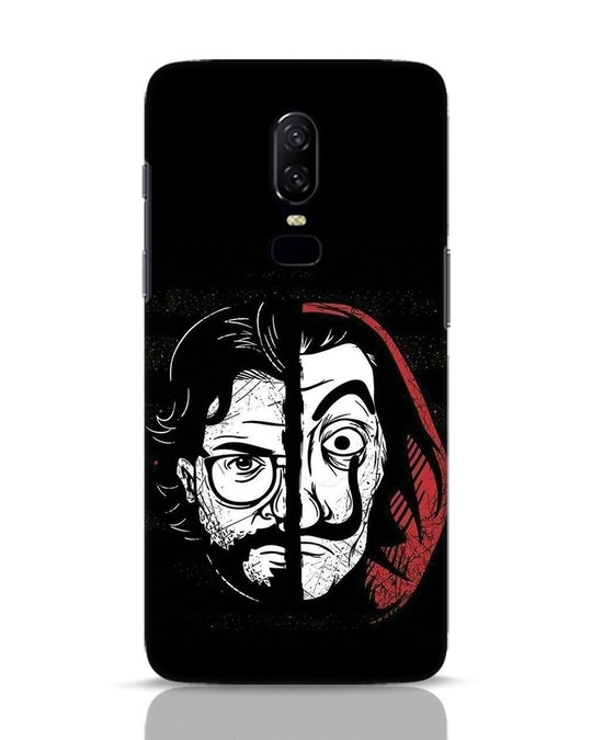 Shop Bella OnePlus 6 Mobile Cover-Front