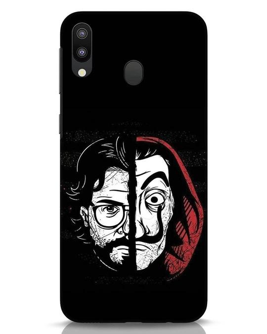 Shop Bella Samsung Galaxy M20 Mobile Cover-Front