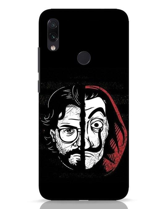 Shop Bella Xiaomi Redmi Note 7 Pro Mobile Cover-Front