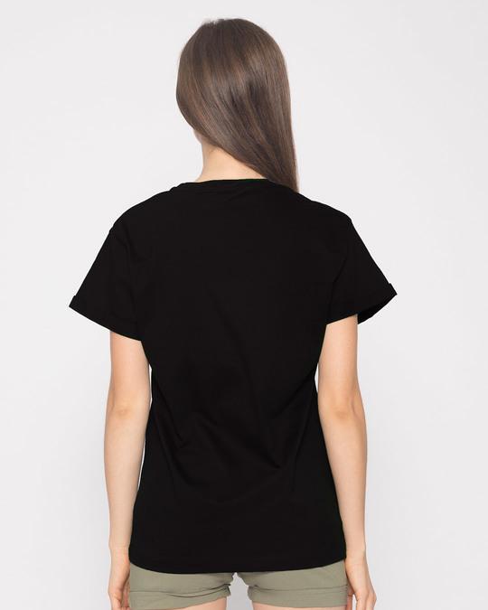 Shop Besharam Boyfriend T-Shirt-Full