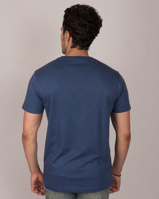 Shop Beta Tumse Vintage Half Sleeve T-Shirt-Back