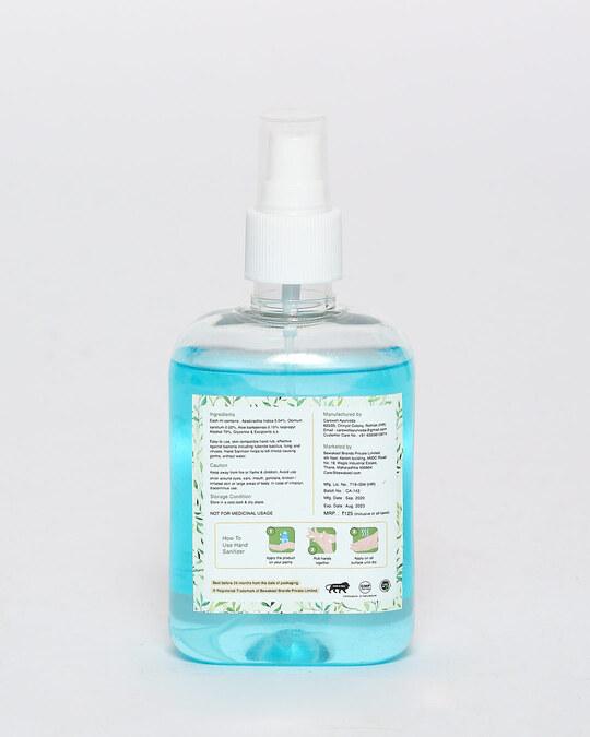 Shop Bewakoof Aloe Vera,Neem & Tulsi Hand Sanitizer (250 ml) Pack of 3-Back