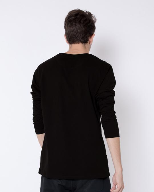 Shop Bewakoof Full Sleeve T-Shirt-Design