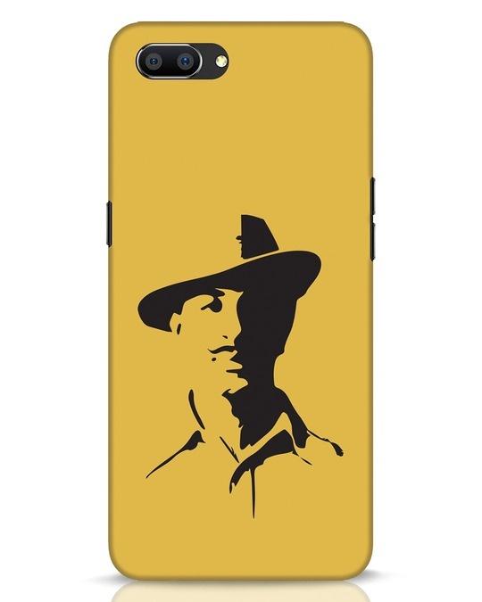 Shop Bhagat Singh Realme C1 Mobile Cover-Front