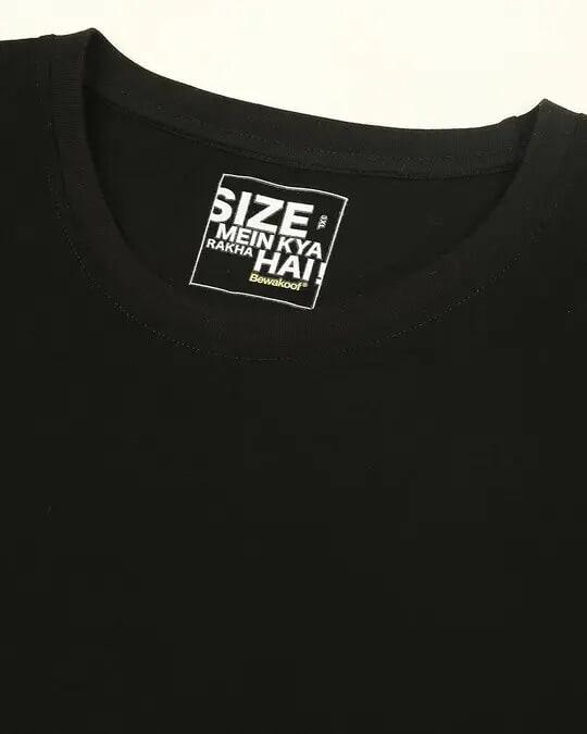 Shop Big Boy (TJL) Half Sleeve Plus Size T-Shirt