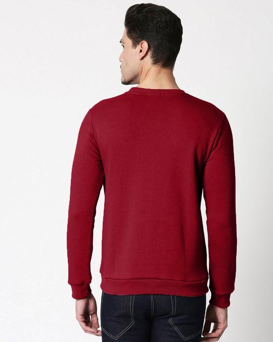 Shop Biker Bro Fleece Sweater-Design