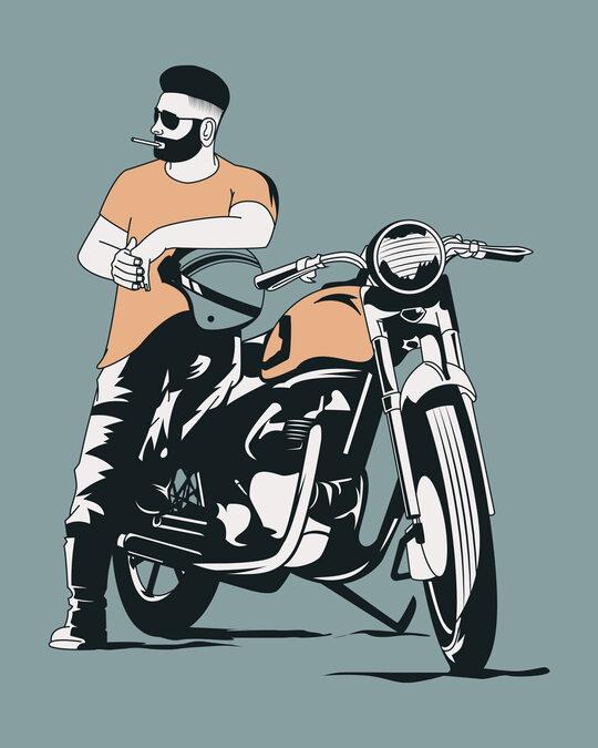 Shop Biker Bro Notebook