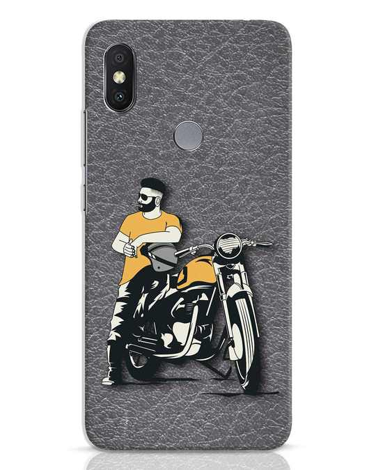 Shop Biker Bro Xiaomi Redmi Y2 Mobile Cover-Front