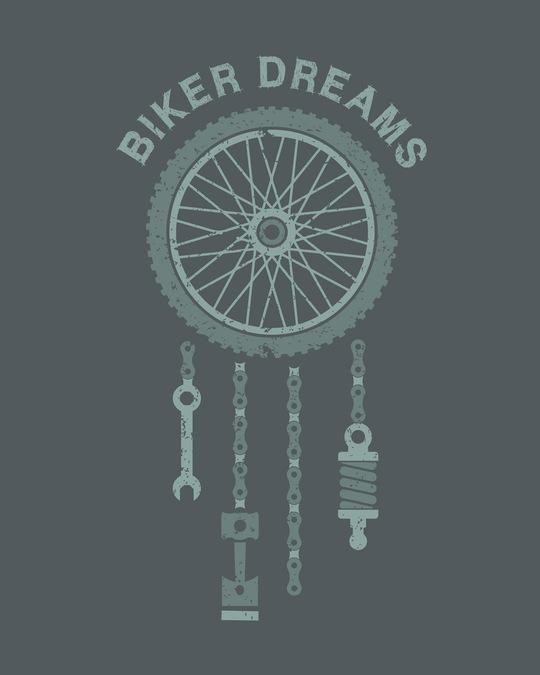 Shop Biker Dreams Vest-Full