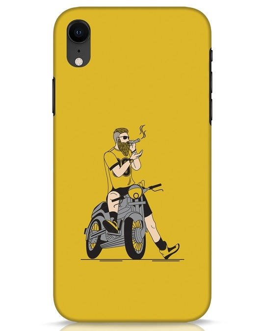 Shop Biker Swag iPhone XR Mobile Cover-Front