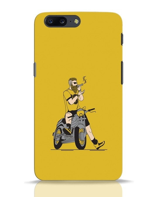 Shop Biker Swag OnePlus 5 Mobile Cover-Front