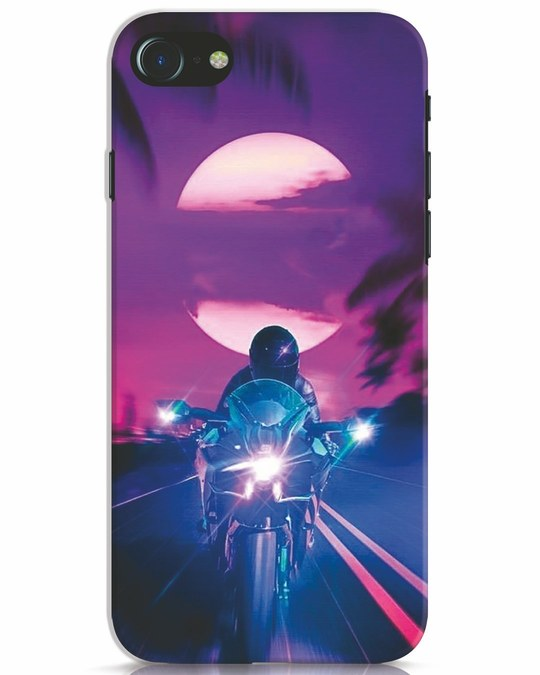 Shop Bikerrr iPhone 7 Mobile Cover-Front