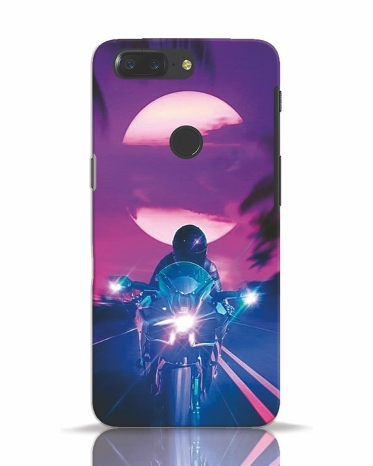 Shop Bikerrr OnePlus 5T Mobile Cover-Front