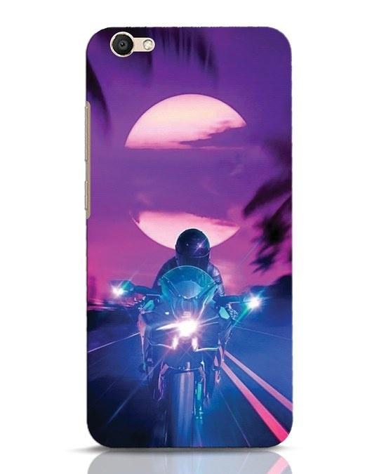 Shop Bikerrr Vivo V5 Mobile Cover-Front