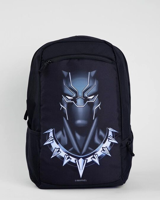 Shop Black Panther Super Hero Laptop Bag (AVL)-Front