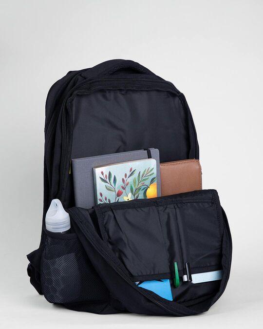 Shop Black Panther Super Hero Laptop Bag (AVL)