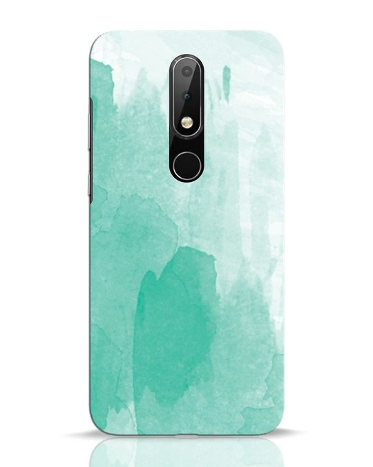 Shop Blissfull Nokia 6.1 Plus Mobile Cover-Front