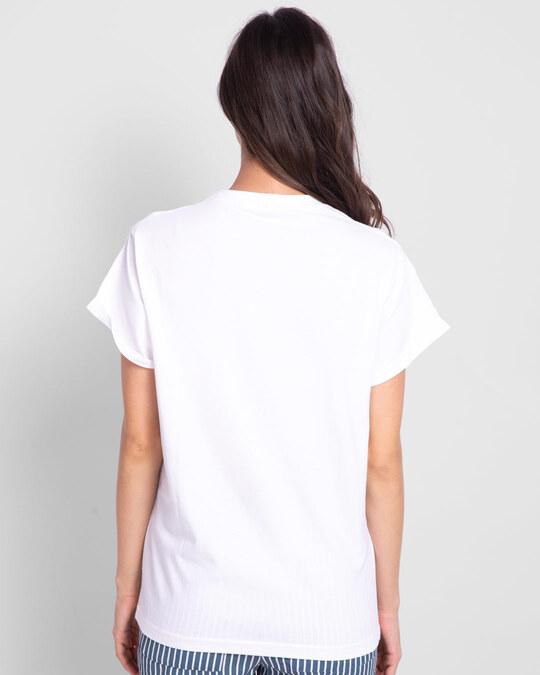 Shop Bloom Wildly Boyfriend T-Shirt-Design