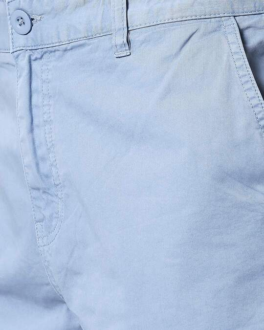 Shop Blue Dust Men's Shorts