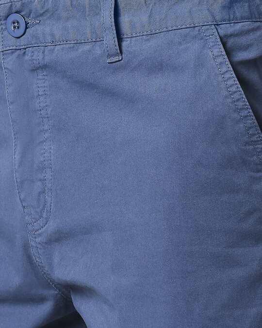 Shop Cool Blue Men's Shorts