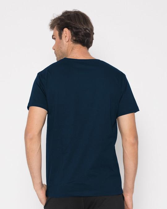 Shop Blues Half Sleeve T-Shirt