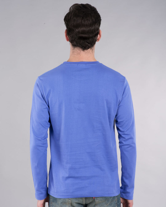 Shop Body Banao Full Sleeve T-Shirt-Back