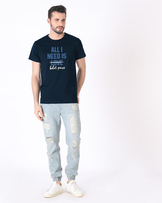 Shop Bohot Paise Half Sleeve T-Shirt
