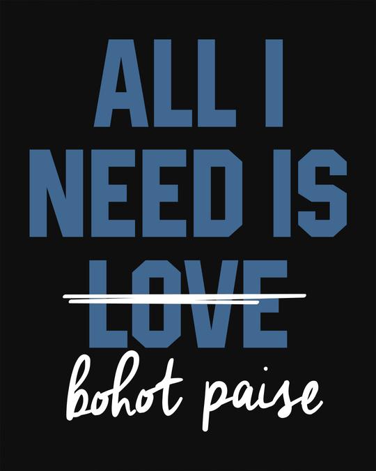 Shop Bohot Paise Light Sweatshirt