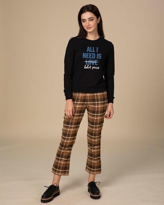 Shop Bohot Paise Sweatshirt-Full