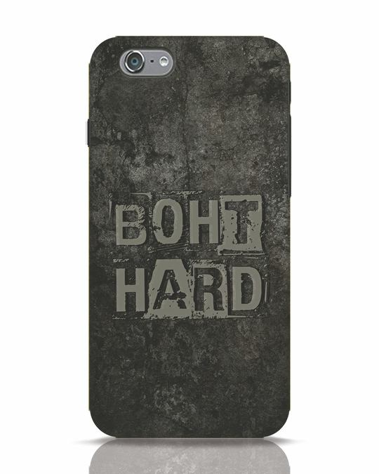 Shop Boht Hard iPhone 6s Mobile Cover-Front