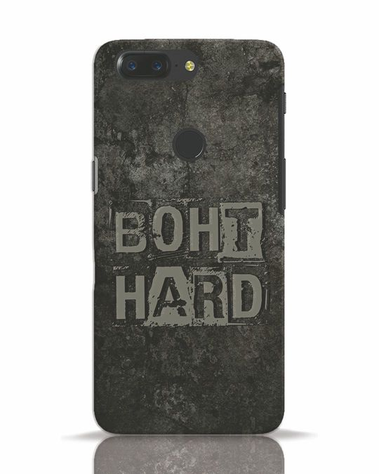 Shop Boht Hard OnePlus 5T Mobile Cover-Front