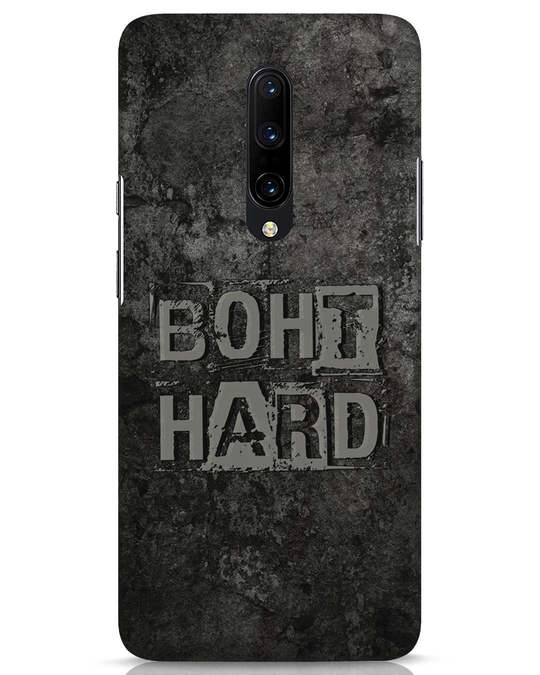 Shop Boht Hard OnePlus 7 Pro Mobile Cover-Front