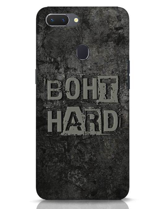 Shop Boht Hard Realme 2 Mobile Cover-Front