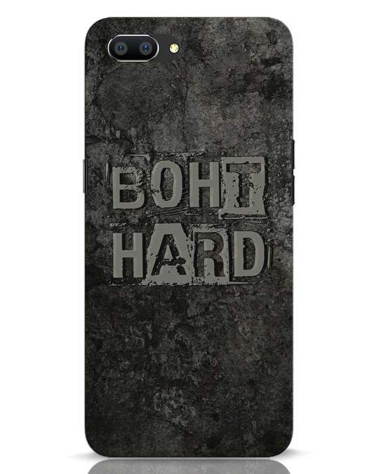 Shop Boht Hard Realme C1 Mobile Cover-Front